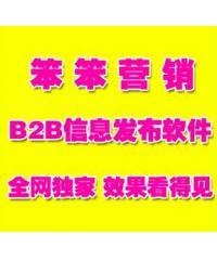 阿里巴巴产品发布信息软件推广 B2B信息发布软件 电子商务自动