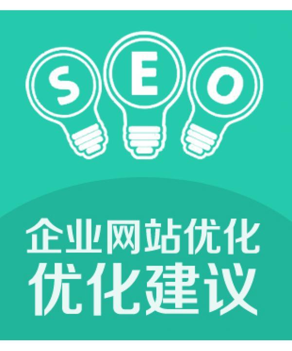 企业网站seo优化推广诊断 SEO专家指导服务 百度优化建议